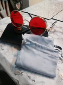 Vintage steam punk sunglasses