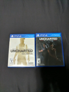 Uncharted The Lost Legacy & The Nathan Drake Collection