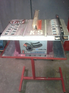 Delta Table Saw for sale