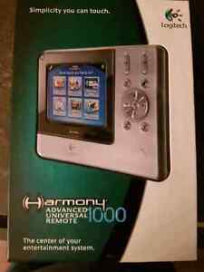 Harmony 1000 Advanced TOUCH SCREEN UHF Remote. $100.00