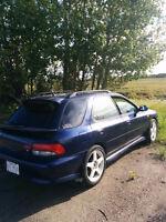 1998 Subaru WRX STI GF8 Wagon RHD
