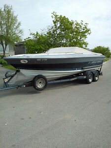 1989 Four Winns Liberator 21ft Boat