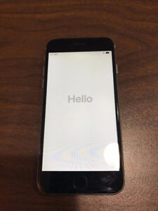 iPhone 6 (16GB) - Great Condition! Locked to Telus.