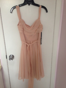 Brand New With Tags Vera Wang Dress