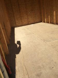Indoors Storage space.