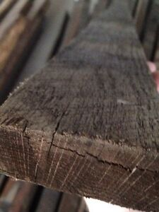 OAK MAPLE ROUGH SAWN LUMBER