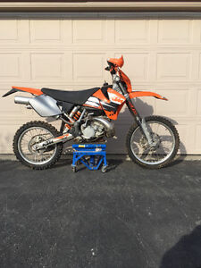 KTM XCW 200 for sale