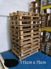 Pallets in Norfolk | Wood & Timber For Sale - Gumtree