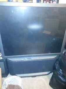 50 plus inch Sony tube TV for free pick up only.