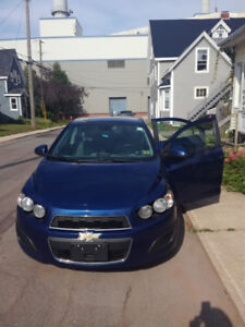 URGENT -  2012 Chevrolet Sonic Other