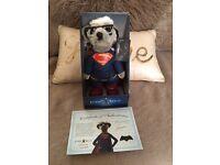 Limited edition Sergei superman meerkat
