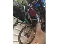 Notch storm mountain bike