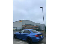 63 2013 BMW F30 330d 3.0TD Auto M Performance Sport