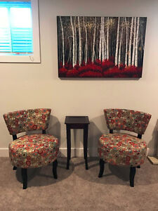Two brand new Pier One chairs