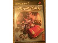 PS2 micro machines