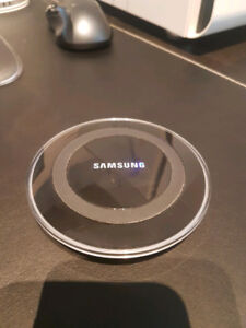 Samsung Qi wireless charger