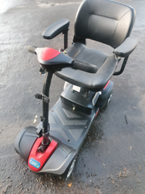 Mobility scooter can be delivered