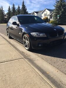 2011 BMW 335xi m package