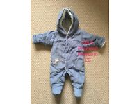 BabyGap/M&S pramsuits and Jacket