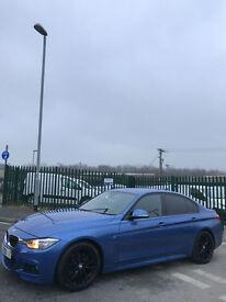 63 2013 BMW F30 330d 3.0TD Auto M Performance Sport