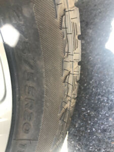 275/55R20 Hankook Dynapro AT Tires