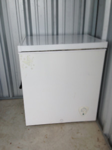 Kenmore small chest freezer