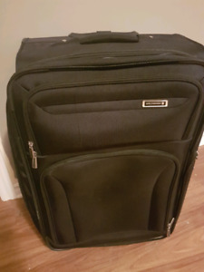 Large air canada suitcase for sale