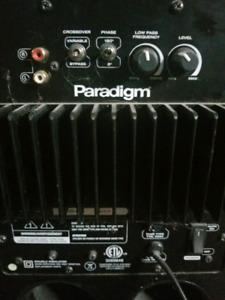 Paradigm Subwoofer