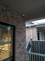 Security Camera Installation $1200! 4 cameras!