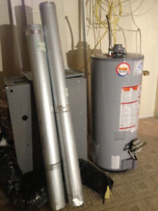 40 gal Water Heater