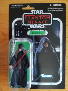 STAR WARS THE VINTAGE COLLECTION figurine VC79 DARTH SIDIOUS