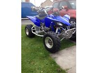 Stolen quad (large reward)