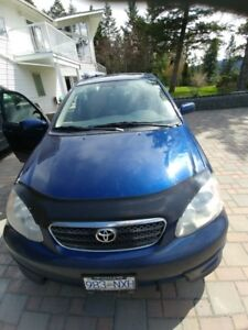 Toyota Corolla Sport -  with sunroof - Must SELL!