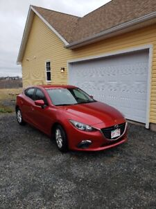 2014 Mazda 3 GS Hatchback