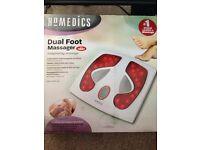 Homedics dual foot massager- DMV-300-eu