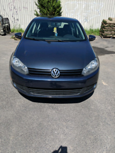 Volkswagen Golf 2.5L 2010
