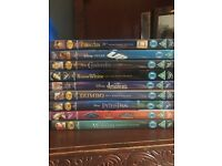 Disney Dvd's!