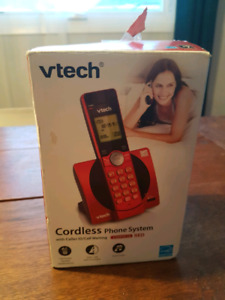 Vtech Cordless Phone! In box! Like New!