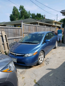 2008 HONDA CIVIC!!! KM'S 103514{{{ 5 SPEED MANUAL }}}