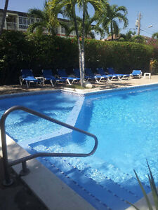 2BR. CONDO, WALK TO SOSUA BEACH in 10min