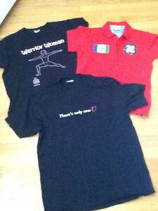 6 T-SHIRTS for $20!!!   or buy separately