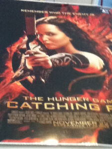 Hunger Games - catching fire -Mocking Jay