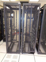 Dell 4210 Full Server Rack Computer Cabinet Enclosure - Black