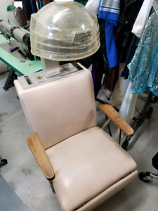 Vintage Hair Dryer Chair Turbanator
