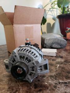 2012 6.2L super duty high output alternator