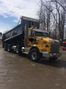 2012 Kenworth Dump Truck
