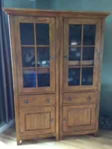 Soilid Wood Cabinets For Sale