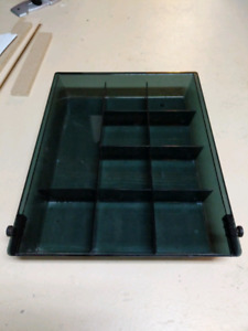 """17"""" IKEA PAX Komplement pull-out tray and dividers"""