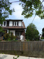 1 bedroom unit w/ separate entrance at Woodbine Ave and Danforth
