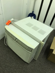 Window-style Air Conditioner for sale, Fernie